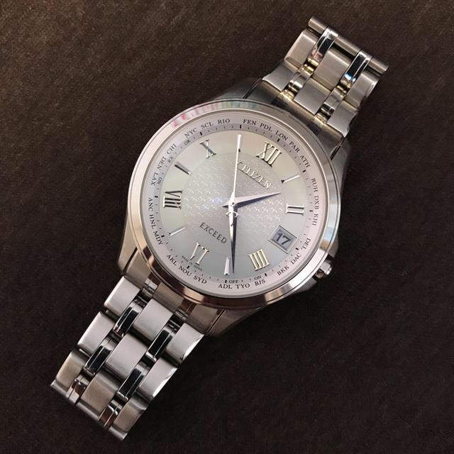 異素材の共存が好き・時計の話