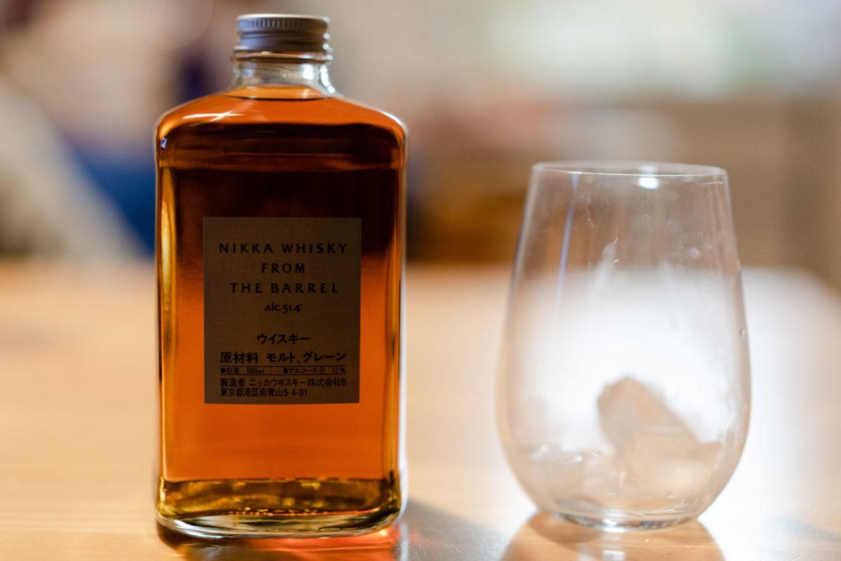 美しいウイスキー。フロム・ザ・バレル